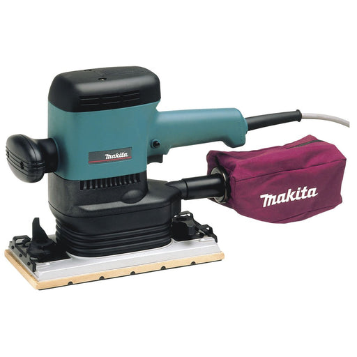 Makita 1/2 Sheet Orbital Sander, 600W 9046