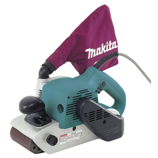 "Makita 100mm (4"") Belt Sander, 1,200W 9403"