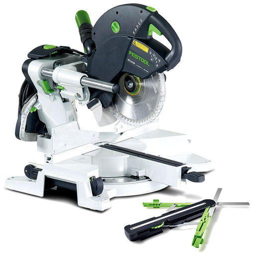 Festool KS 120 KAPEX 260mm Slide Compound Mitre Saw KS 120 EB