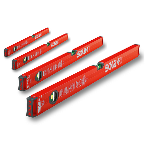 SOLA BIG X 4 Pack Includes: 40cm, 80cm, 120cm & 200cm BIGX4PK