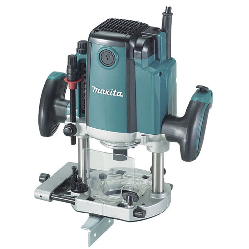 "Makita 12.7mm (1/2"") Plunge Router, 1,850W RP1800"