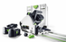 Festool TSC 55 Cordless Plunge Saw 5.2Ah with Guide Rail TSC 55 REB Li 5.2Ah TCL6-Plus FS