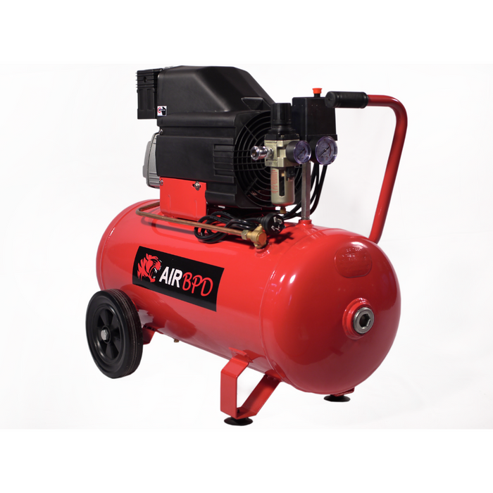 Air BPD 50 Litre 2.5HP Direct Drive Air Compressor DD10-50AIR