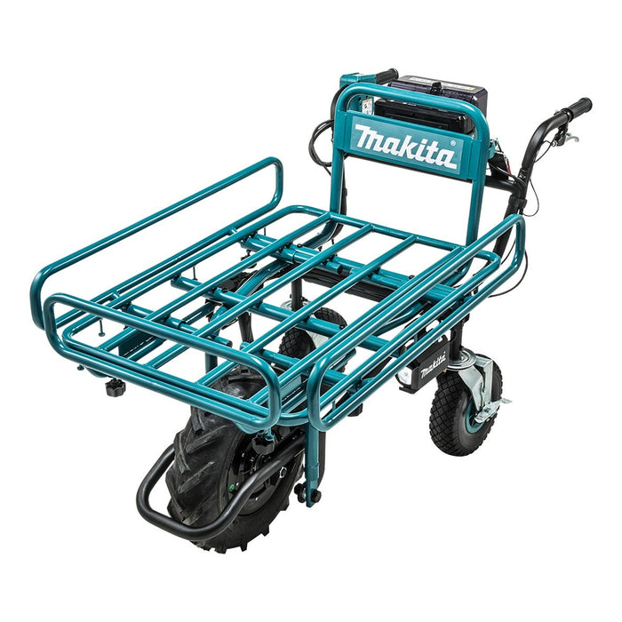Makita 18Vx2 BL Wheelbarrow (with Frame 199116-7) (tool only) DCU180ZF