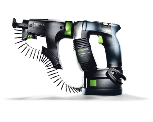 Festool DWC 18-4500 Cordless Screwgun 18V Basic DWC 18-4500 Li-Basic