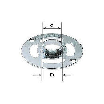 Festool Copy ring for 14mm closed dovetail template KR-D 17.0 SZ 14 for VS 600