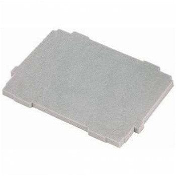 Festool Foam Base Insert for SYS 1-5 T-Loc Systainer SE BP for SYS 1 to 5 TL