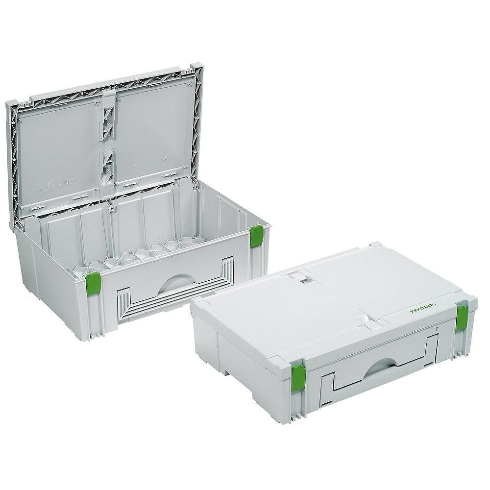 Festool MAXI Systainer Storage Box SYS Maxi 590 x 390 x 210