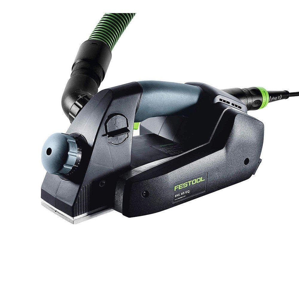 Festool EHL 65mm Single Handed Planer EHL 65 EQ-Plus