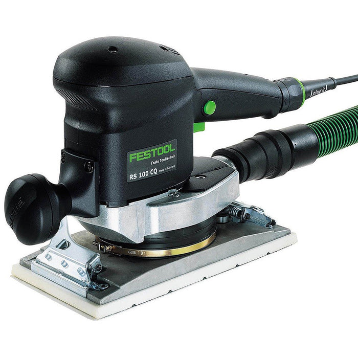 Festool RS 100 1/2 Sheet Orbital Sander RS 100 CQ-Plus