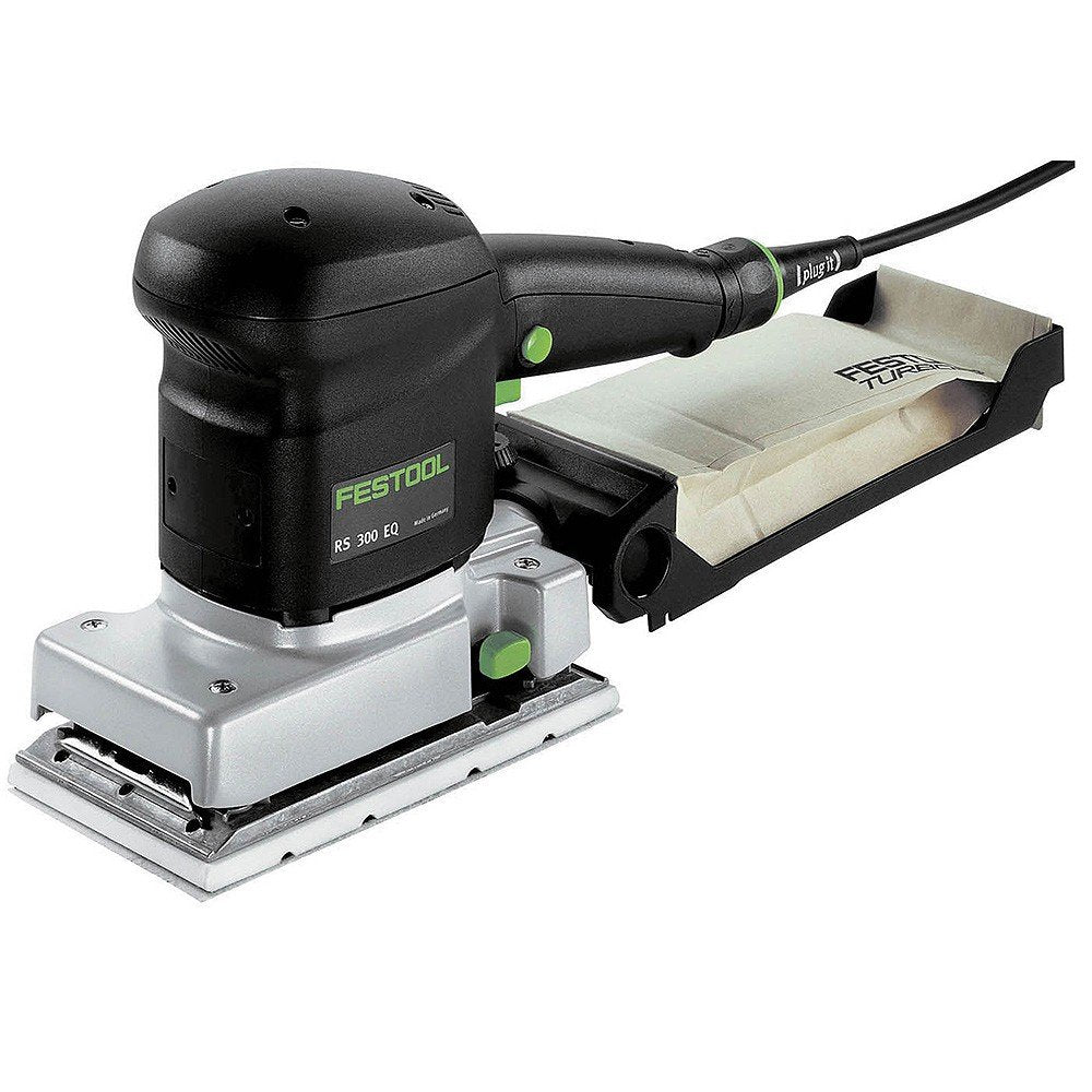 Festool RS 300 1/3 Sheet Orbital Sander RS 300 EQ