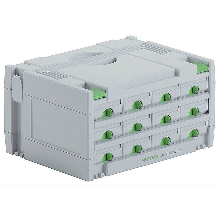 Festool Sortainer 12 Drawer Storage Box SYS 3 SORT 12