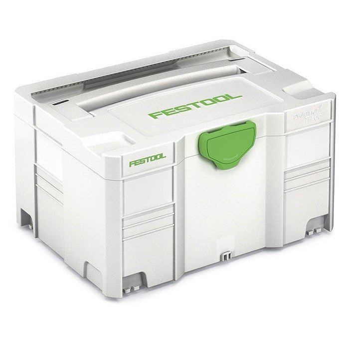 Festool Systainer SYS 3 T-Loc Storage Box SYS 3 TL