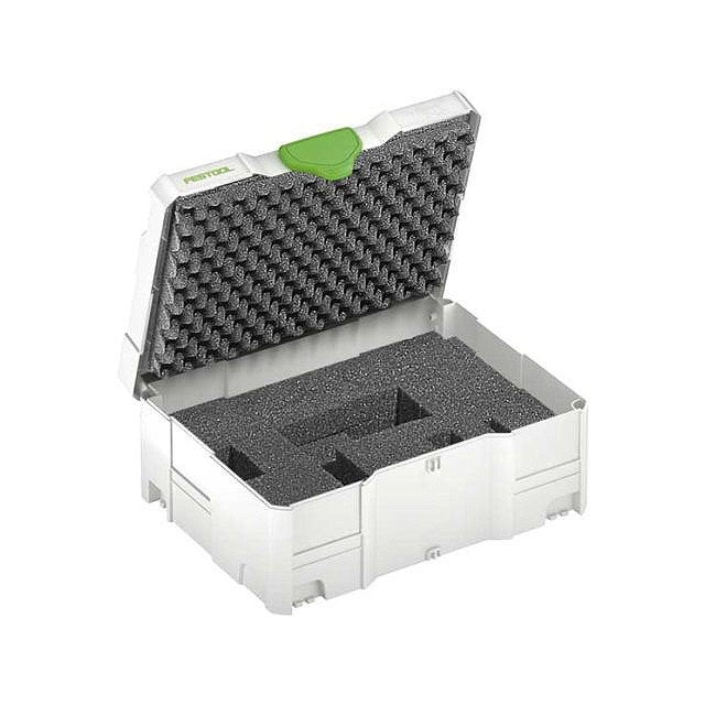 Festool Systainer SYS 1 T-Loc Diced Foam Storage Box SYS 1 VARI