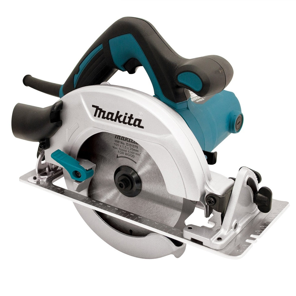 "Makita 1050W 165mm (6 1/2"") Circular Saw HS6600"