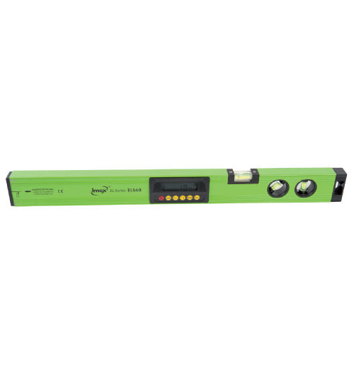 Imex 600mm Digital Level with Laser Beam 002-EL60L
