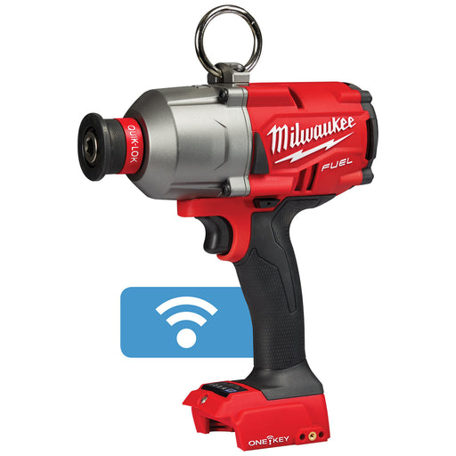 "Milwaukee 18V 7/16"" High Torque Driver w/ONE Key (tool only) M18ONEFHIWH716-0"