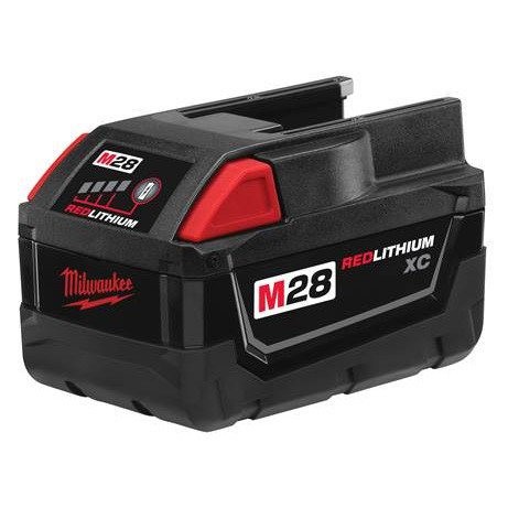 Milwaukee M28, M28 battery in Blister Pack M28BX