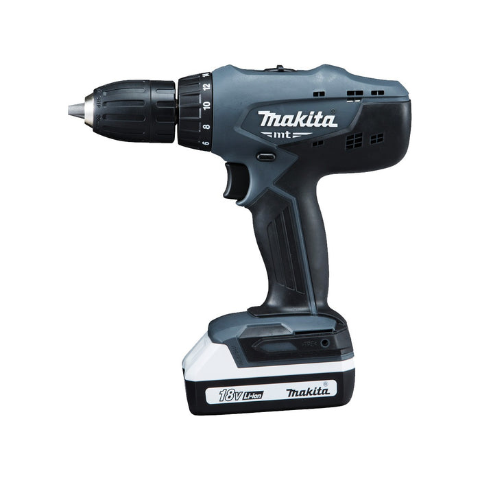 Makita MT Series 18V Mobile Driver Drill, 2 X 1.3Ah Battery and Charger M6301DWEG
