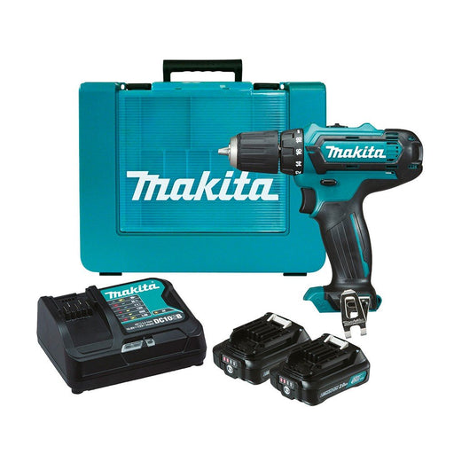 Makita 12V Max Driver Drill Kit  DF331DSAE