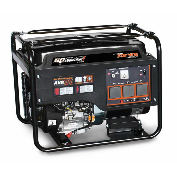SP Tools GENERATOR PURE SINE WAVE 13HP 6.8KVA ELECTRIC STAR SPG6800E