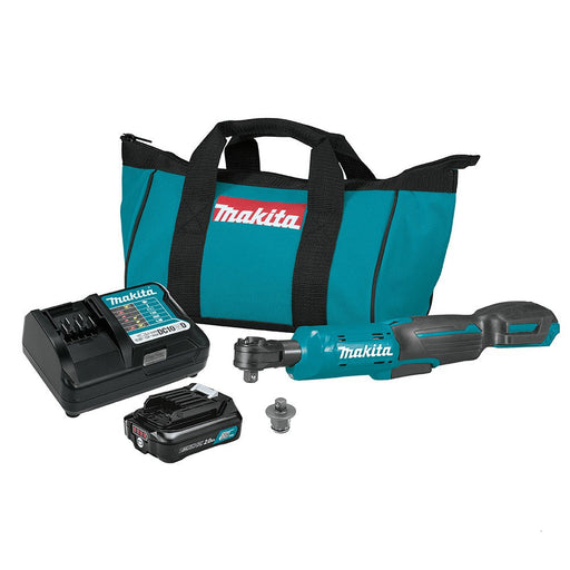 Makita 12V Max Ratchet Wrench 2.0Ah Set WR100DWA