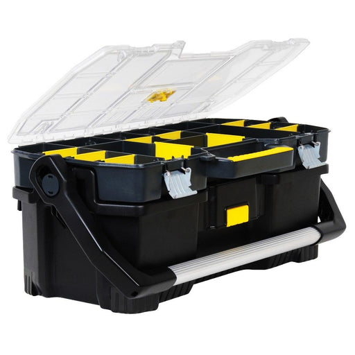 "Stanley 24"" Tote With Organiser 1-97-514"