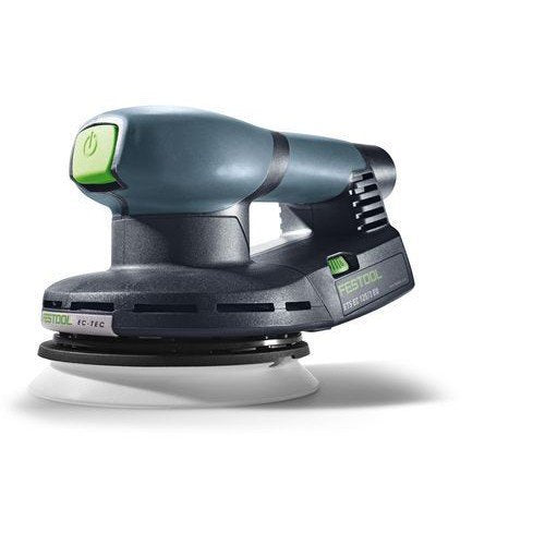 Festool ETS-EC 125/3 Random Orbital Sander in Systainer ETS-EC 125/3 EQ-Plus
