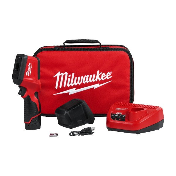 Milwaukee M12 7.8K Thermal Imager - Kit 2258-21