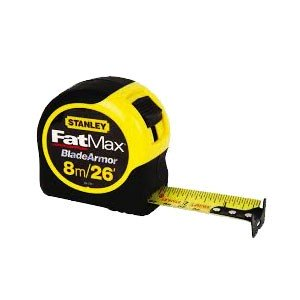 Stanley 8M/26 Fatmax Blade Amour Tape 33-731