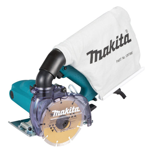 Makita 125mm Dry Diamond Cutter, 1,400W 4100KB