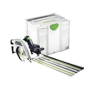 Festool HK 85 230mm Circular Saw with 420mm Cross Cut rail HK 85 EB-Plus FSK 420