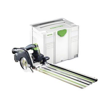 Festool HK 55 160mm Circular Saw with 420mm Cross Cut rail HK 55 EBQ-Plus FSK 420