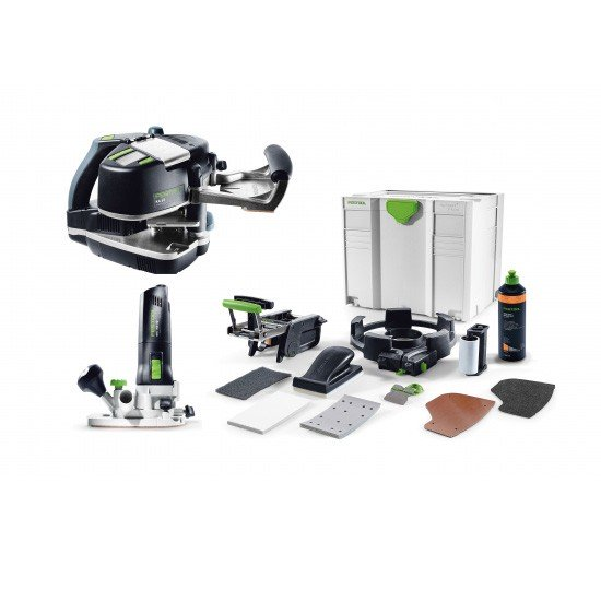 Festool KA 65 CONTURO perfect edge assembly set KA 65-Plus Perfect Edge Set