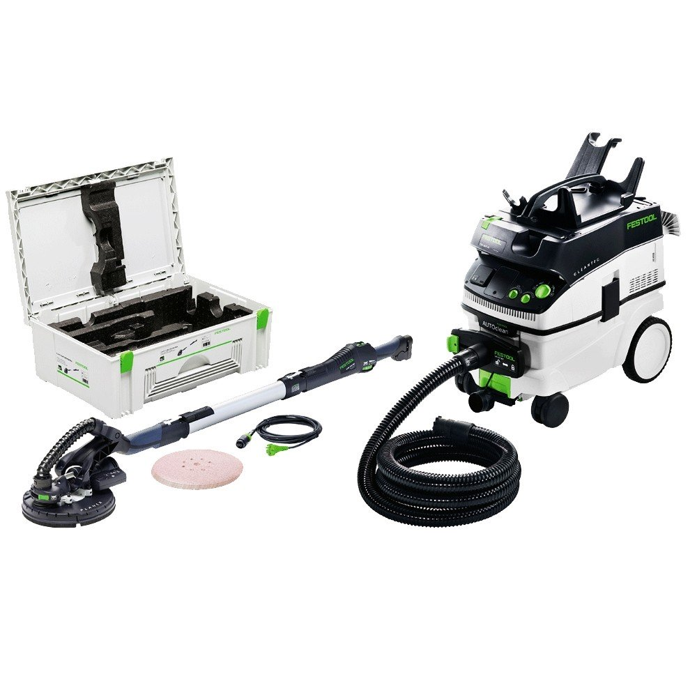 Festool LHS 225 PLANEX Sander & CT 36 Extractor Set LHS 225 EQ AC-Set