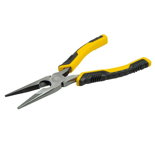 Stanley 150mm Long Nose Pliers Dynagrip STHT0-74363