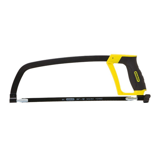 Stanley Hacksaw Durable Steel Frame Rubber Grip STHT20139L