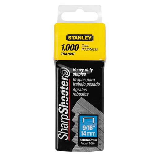 Stanley Staples Heavy Duty 14mm TRA709T