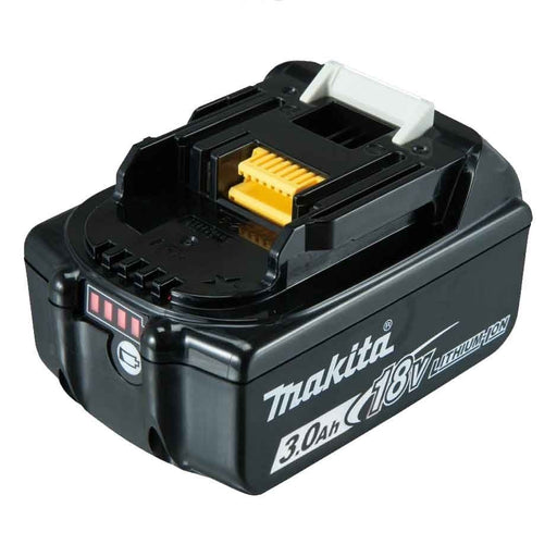 Makita 18V 3.0Ah Battery with fuel gauge indicator - Loose BL1830B-L
