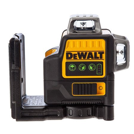 DeWalt 10.8V XR Li-Ion 3 Way Self-Levelling Green Beam Multi Line Laser DCE089D1G-XE **BONUS BATTERY**