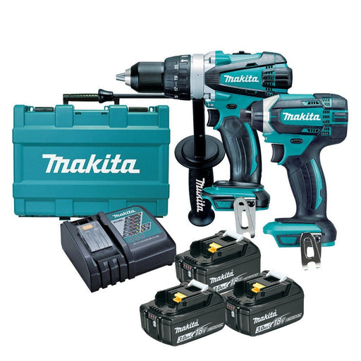 Makita 18V 2 Piece Combo Kit  DLX2145X1