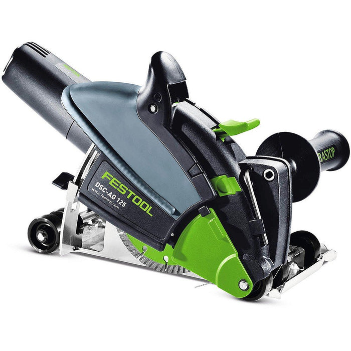 Festool DSC 125mm Diamond Cutting System DSC-AG 125-Plus