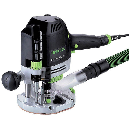 Festool OF 1400W Plunge Router OF 1400 EBQ-Plus