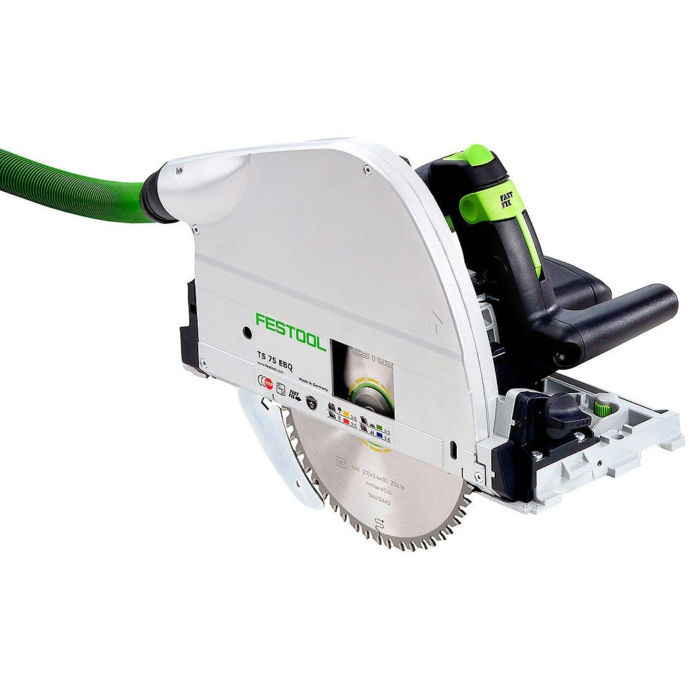 Festool TS 75 210mm Plunge Cut Circular Saw TS 75 EBQ-Plus