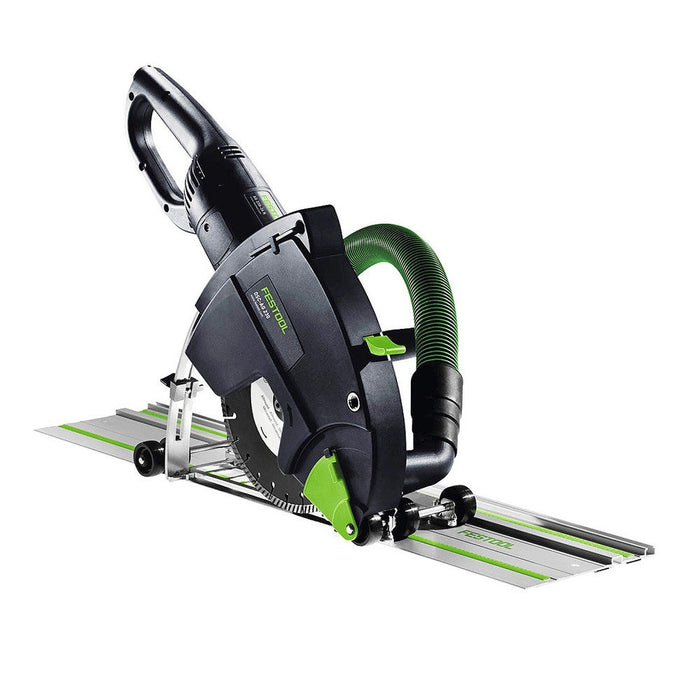 Festool DSC 230mm Diamond Cutting System with Rail DSC-AG 230-Plus FS