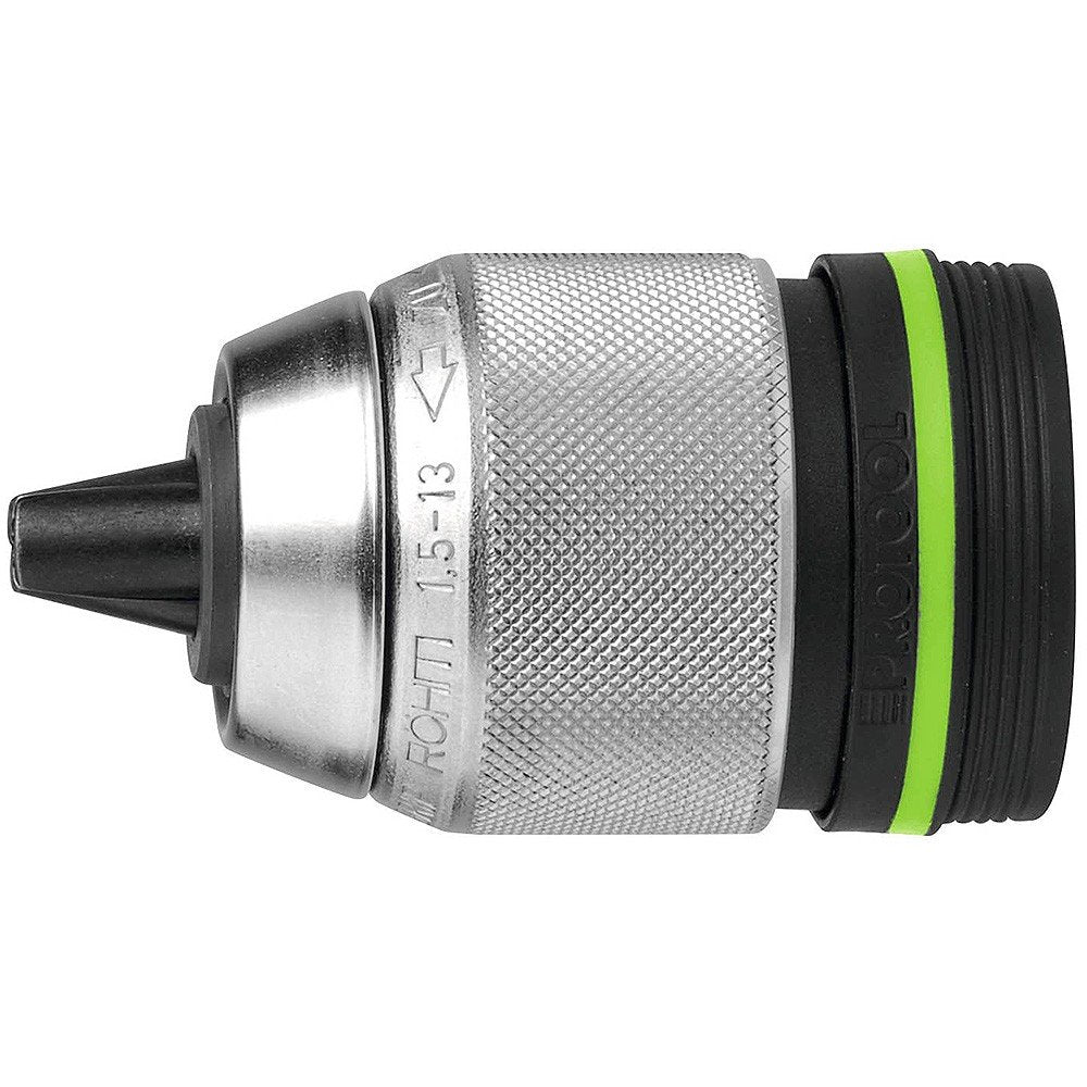 Festool Fastfix Metal Keyless Chuck 1.5-13mm CK 13 1/2 MMFP