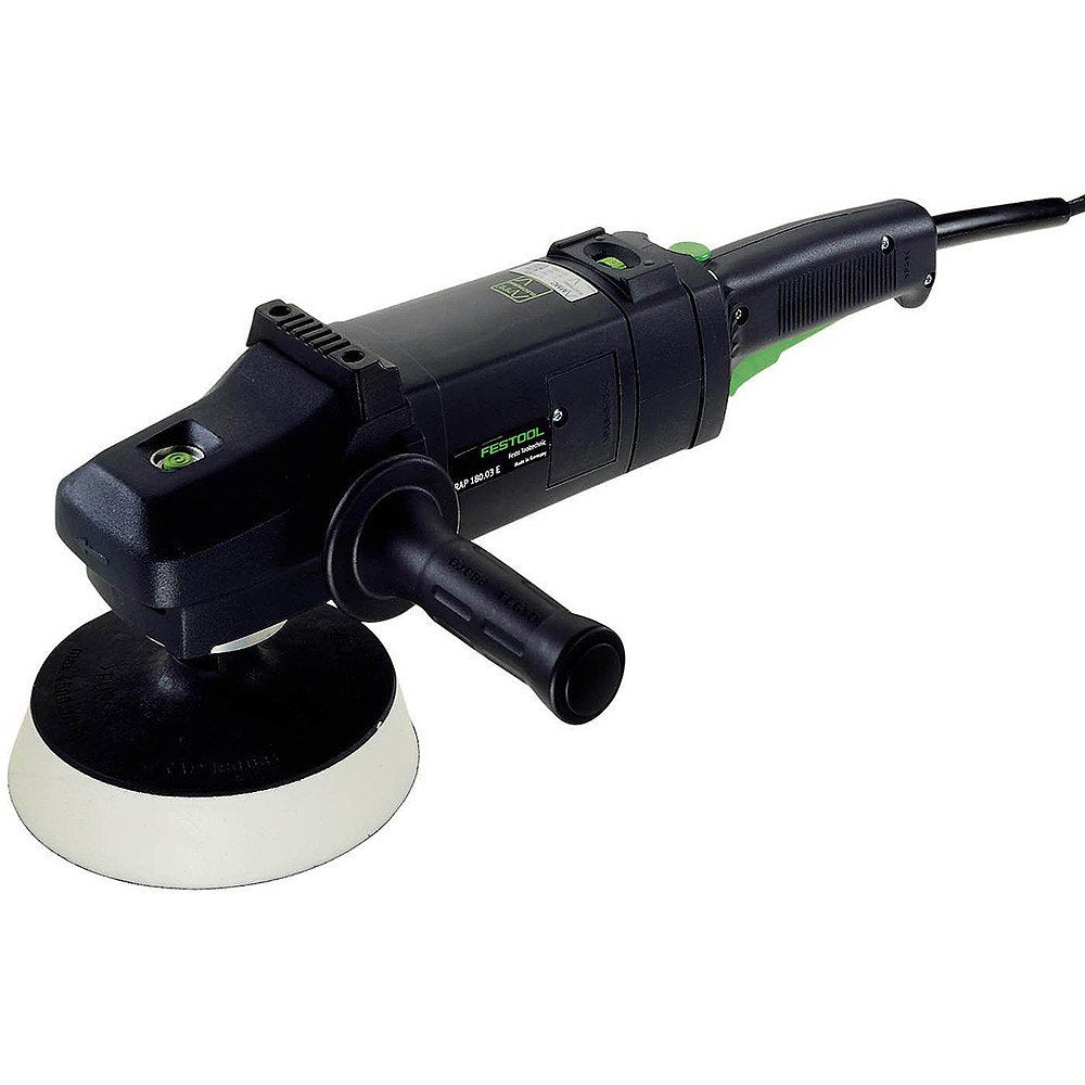 Festool RAP 180mm POLLUX Rotary Polisher RAP 180 E