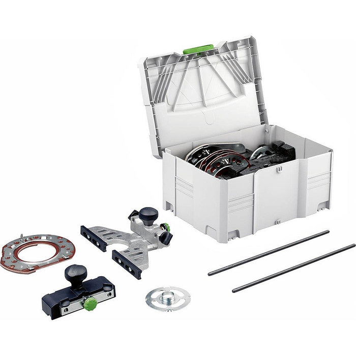 Festool OF 2200 Router Accessory Systainer Set ZS for OF 2200 METR