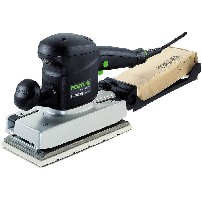 Festool RS 200 1/2 Sheet Orbital Sander RS 200 EQ-Plus