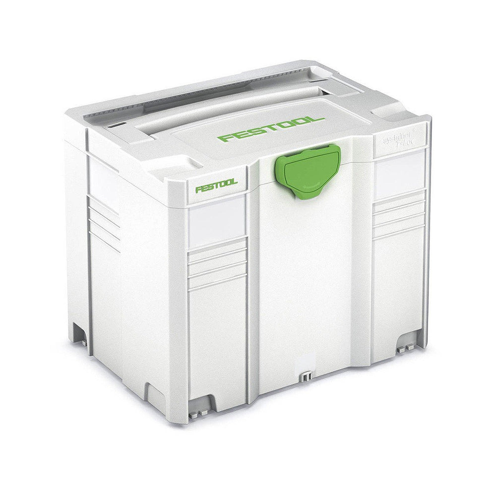 Festool Systainer SYS 4 T-Loc Storage Box SYS 4 TL